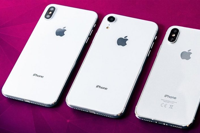 Apple Confirms Names Of Its New iPhones