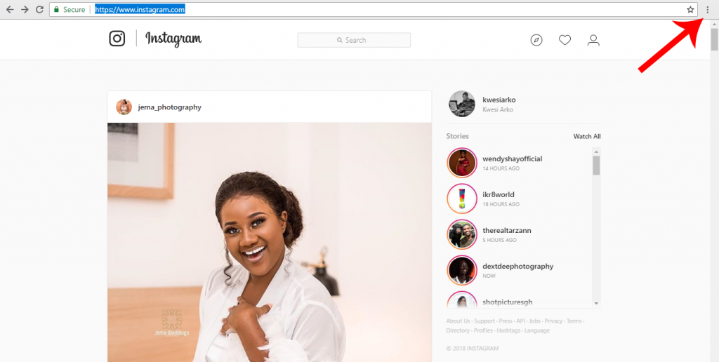 How To Post Pictures And Videos On Instagram With Your Laptop