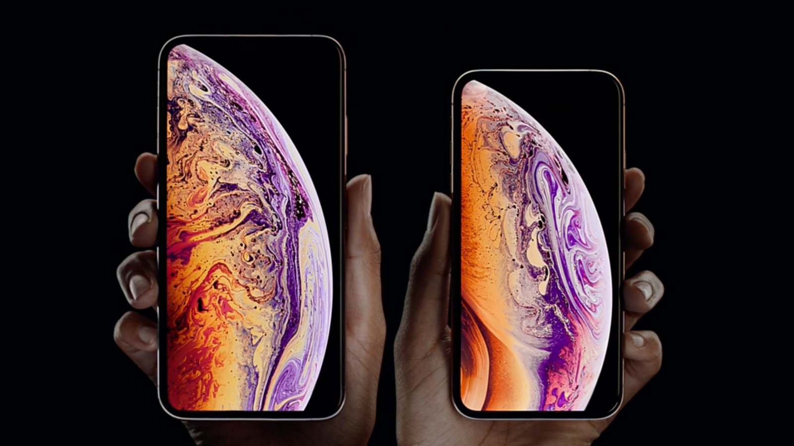 image result for iPhone Xs and iPhone Xs Max