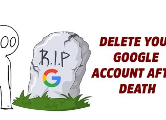How To Automatically Delete Your Google Account After Death