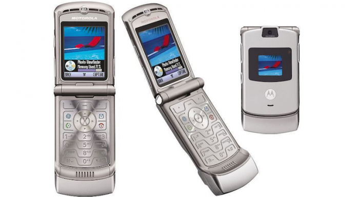 Motorola Set to Bring Back the Razr Phone This February